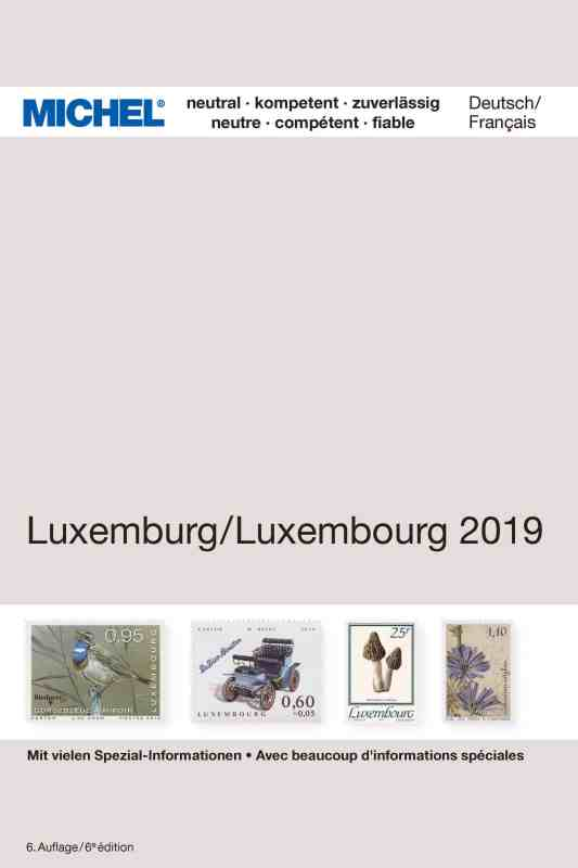 Michel Luxemburg/Luxembourg 2019