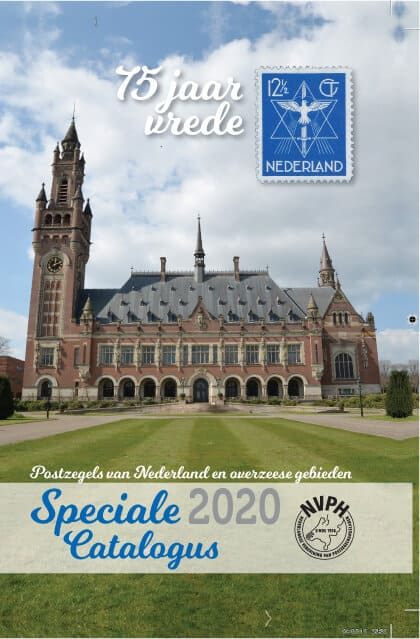 NVPH Speciale Catalogue 2020