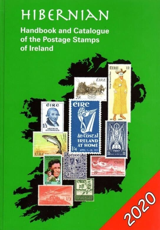 Hibernian – Handbook and Catalogue of the Postage Stamps of Ireland 2020