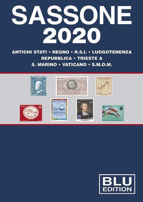 Sassone 2020 – BLU Edition