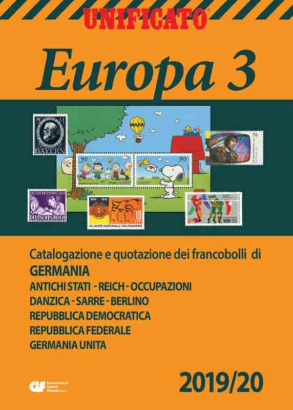 Unificato Europa 2019/2020 – Volume 3