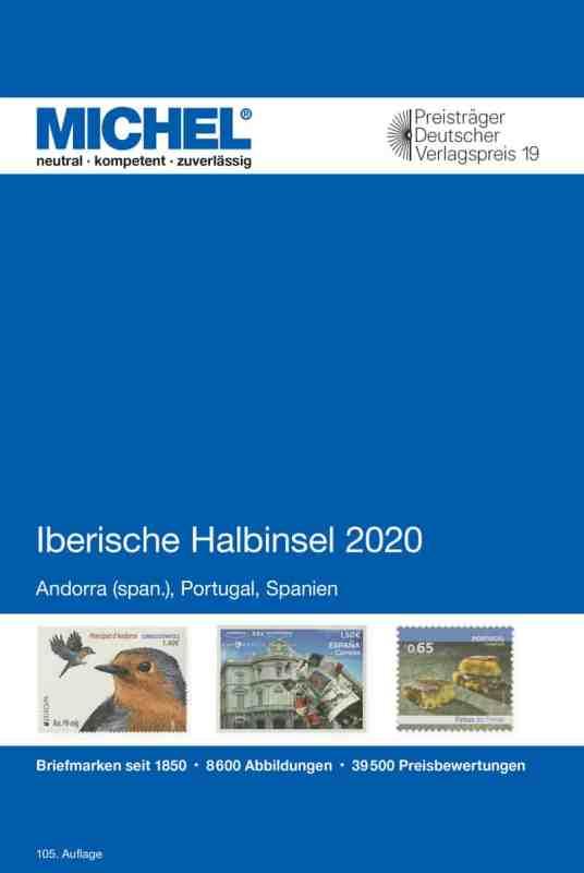 Michel Iberian Peninsula 2020