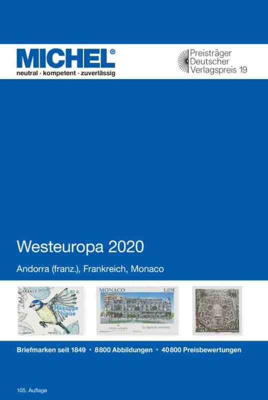Michel Western Europe 2020