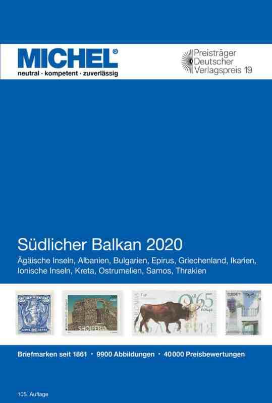Michel Southern Balkans 2020