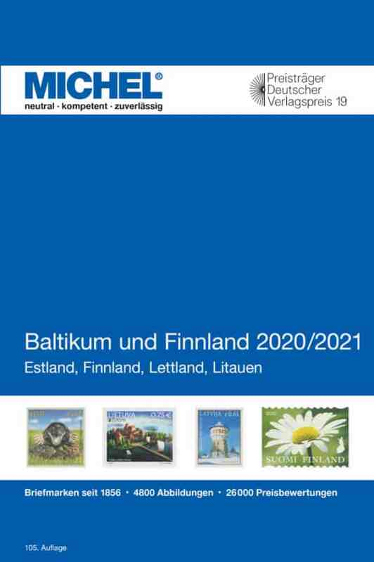 Michel Baltic States and Finland 2020/2021