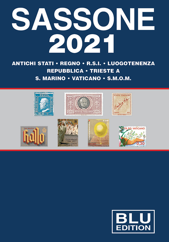 Sassone 2021 – BLU edition