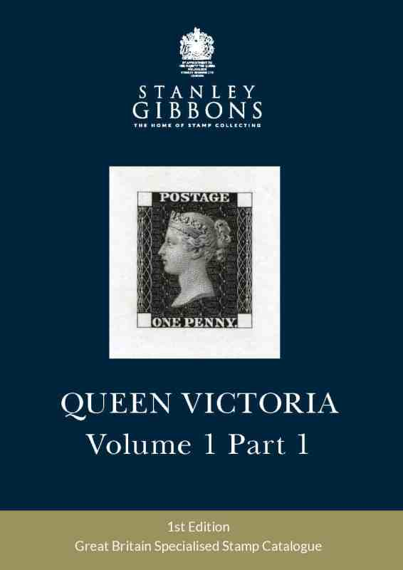 Stanley Gibbons Specialised Stamp Catalogue Queen Victoria 1st Edition Part 1