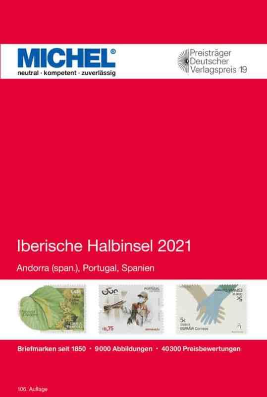 Michel Iberian Peninsula 2021