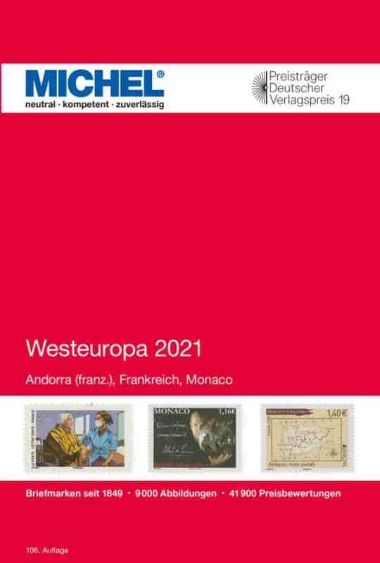 Michel Western Europe 2021