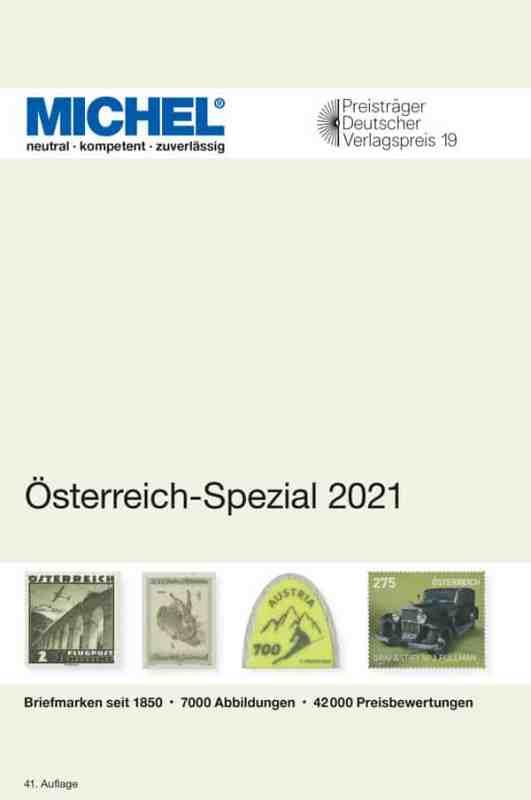 Michel Austria Specialized 2021