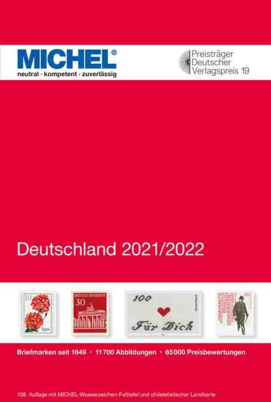 Michel Germany 2021/2022