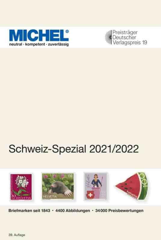 Michel Switzerland Specialized 2021/2022