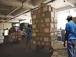 Bahadra India shipment