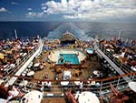 Cruise ship exports