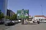 Saudi National Day billboard