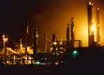 Texan Oil Refinery