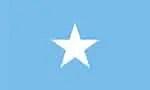 Somali flag courtesy of flagpictures.org