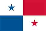 Panama flag courtesy of Wikimedia Commons