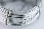 Aluminum wire (courtesy of Pixabay.com)