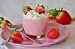 Strawberry dessert (Courtesy of Pixabay)