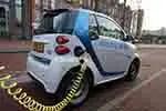 Electric smart car (courtesy of Pixabay.com)