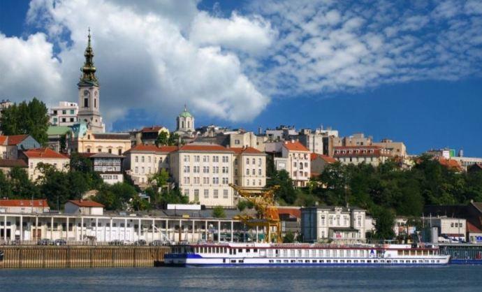 BELGRADE – SERBIA lugares mais baratos para viver na Europa