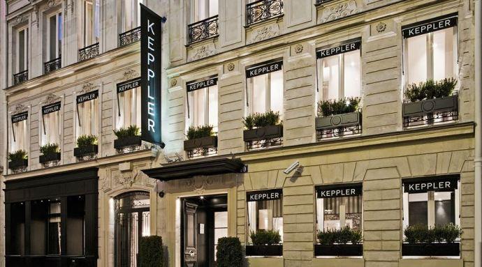 hotel-keppler hotéis em Paris mais caros
