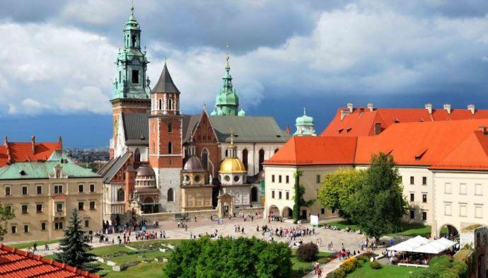 krakow-poland lugares mais baratos para viver na Europa