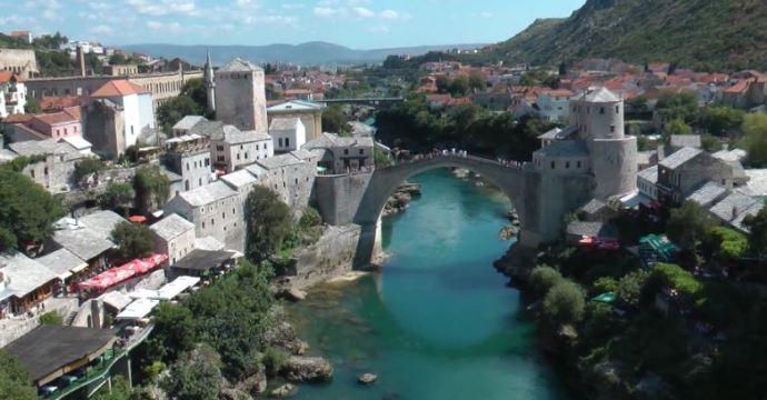 SARAJEVO – BOSNIA AND HERZEGOVINA lugares mais baratos para viver na Europa