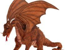 """15.5"""" Great Dragon Stuffed Animal"""