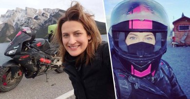 Nikki Misurelli world travel lover and biker