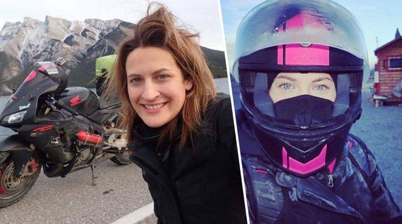 Nikki Misurelli world travel lover and biker
