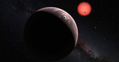 New Planet found similar to Venus