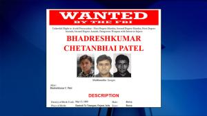 FBI's 'Most Wanted List.'