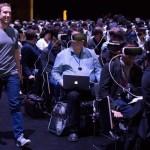 Mystery behind Facebook VR