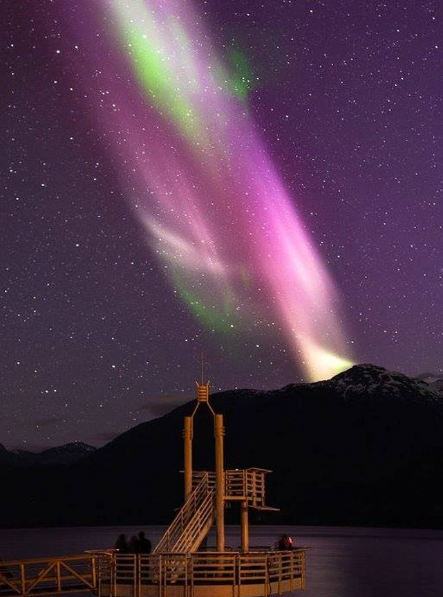 Steve: the newest phenomenon in the sky