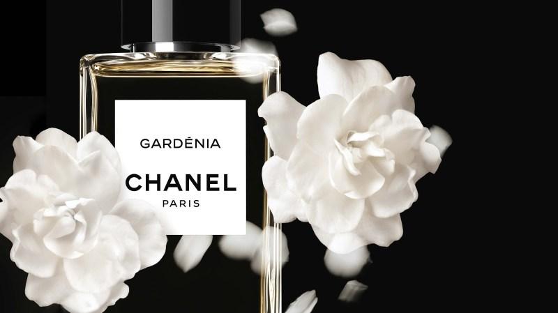 Gardenia Flower Perfumes