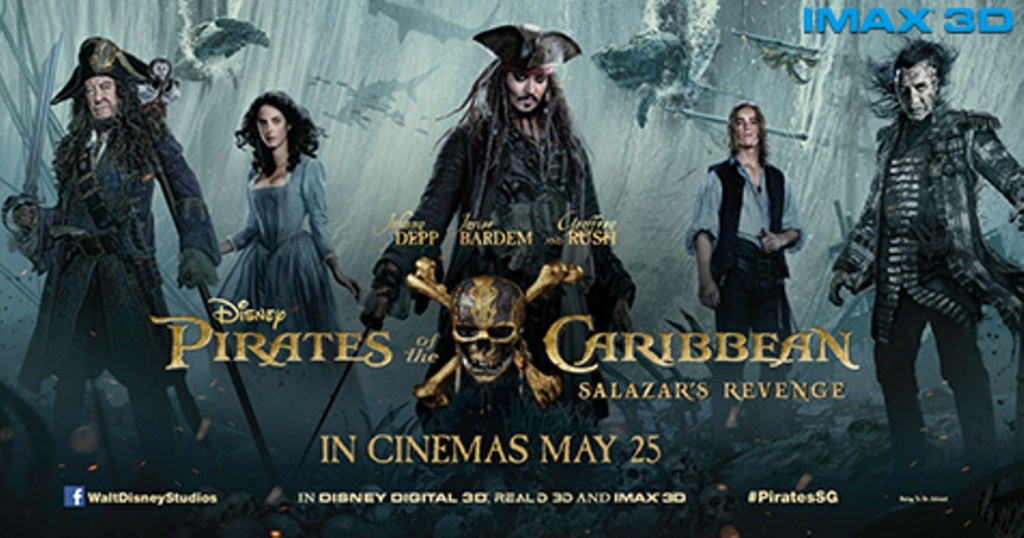 Pirates of the Caribbean: Salazar's Revenge (3D) – English Movie Review