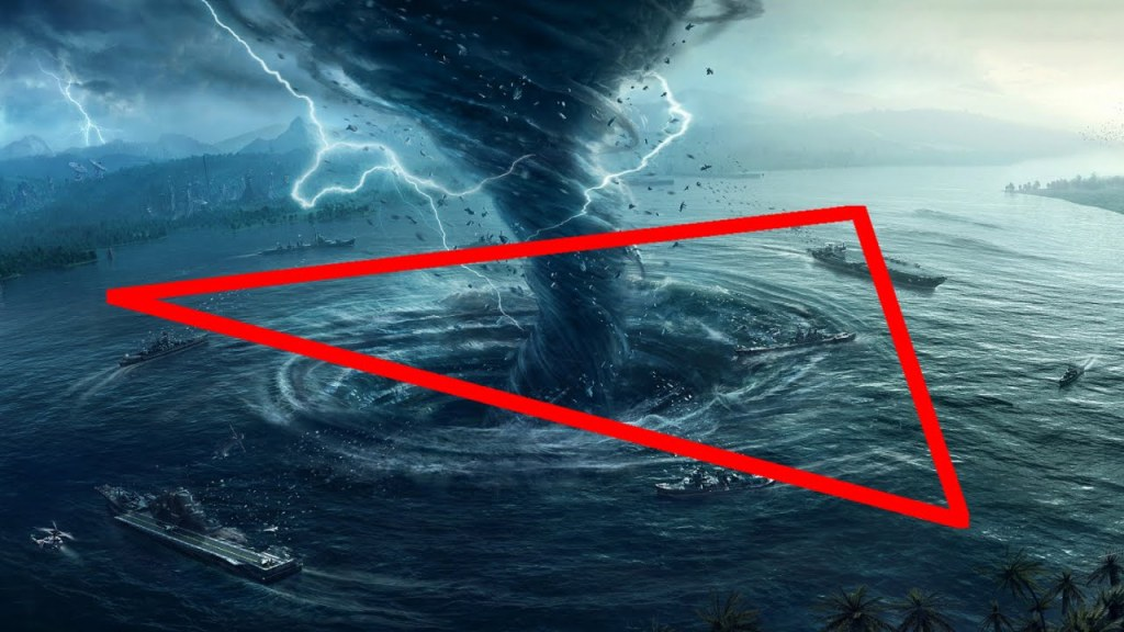 Mystery Behind The Bermuda Triangle
