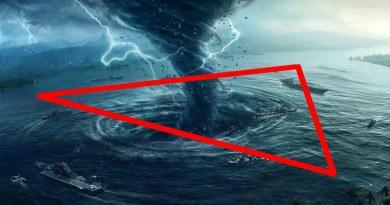 Bermuda Triangle Mystery