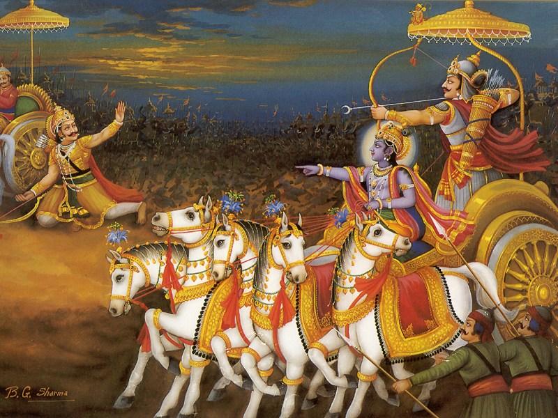 Karna role in Mahabharatha