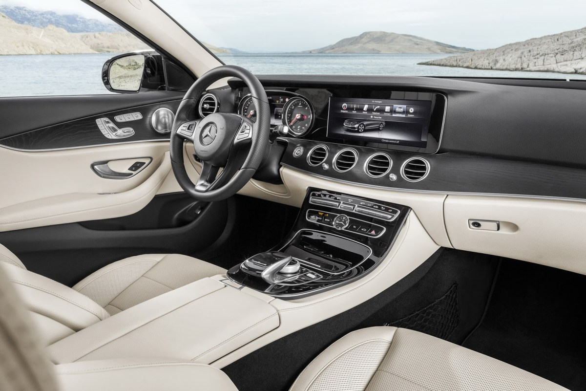 The New Mercedes-Benz E-Class 220 Review