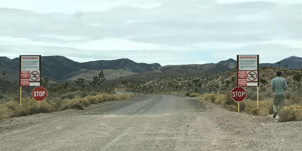 Area 51 mystery