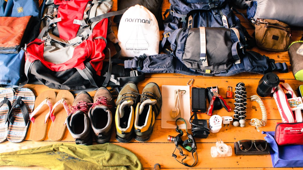 Backpacking tips and checklist for backpackers gear
