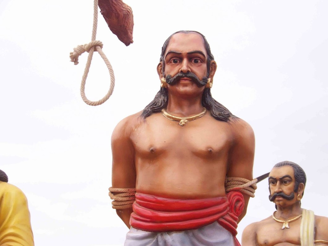 Tamil Nadu's freedom fighters, Indian independence momement