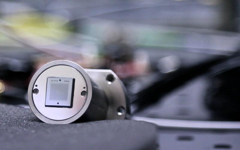 Lens-free Tiny Camera details