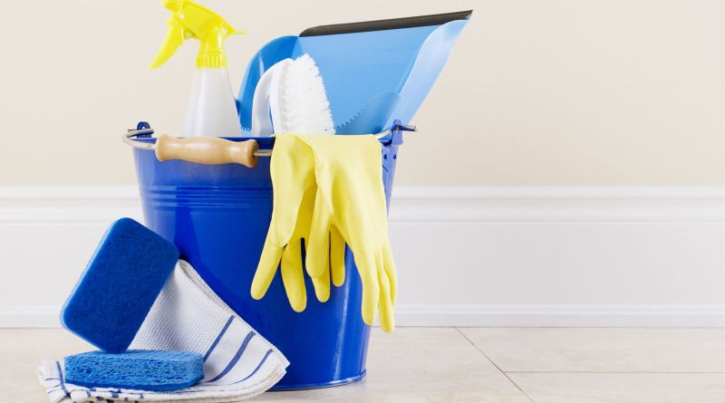 Simple Home Cleaning Strategy and cleaning tips