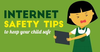 keep your child safe online