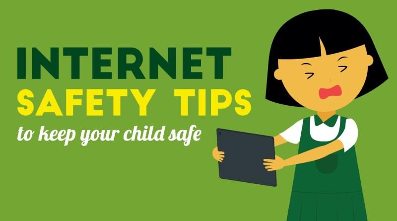 keep your child safe online