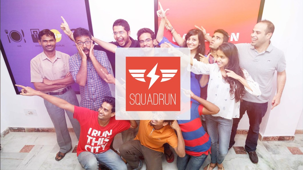 Earn money from SquadRun mobile app